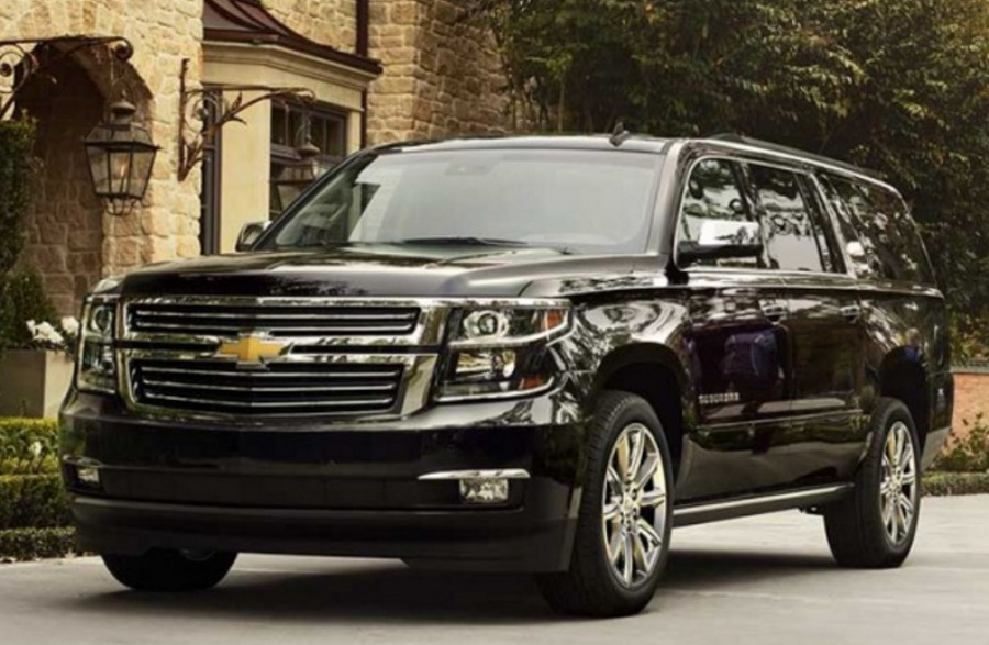 2016 chevy suburban keeps the tradition tinley park chevy. Black Bedroom Furniture Sets. Home Design Ideas