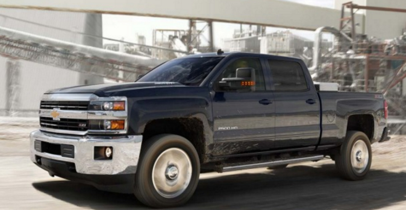 2017 Chevy 2500 HD