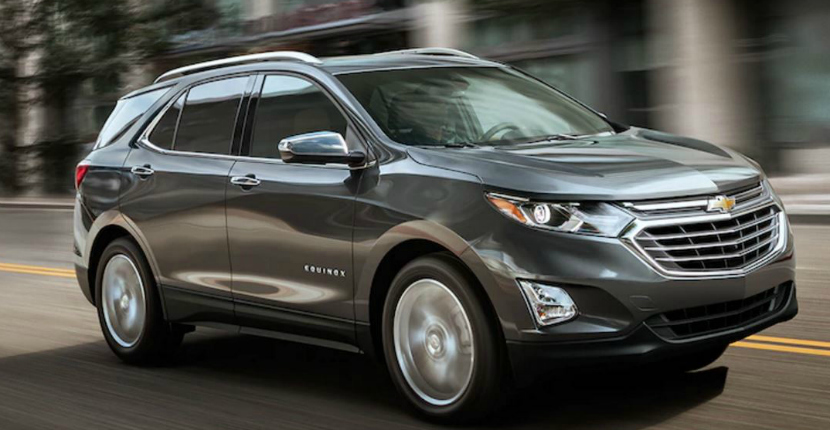 Chevy Brings the 2018 Equinox Up to Speed with Slimming Makeover