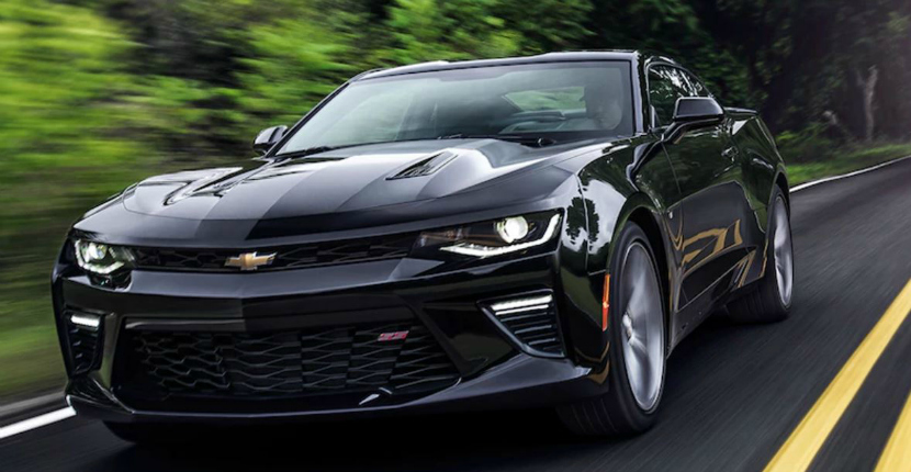 First Chevy Camaro ZL1 Auctioned for Charity