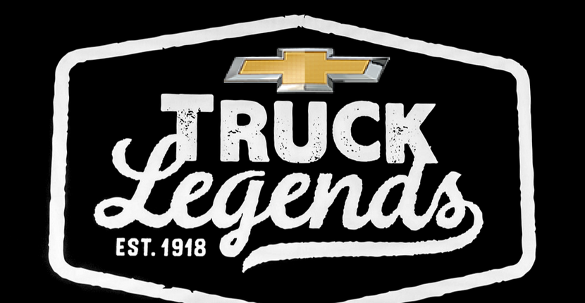 Apple Chevy Truck Legends Program