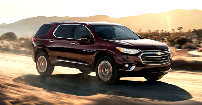 2018 Chevy Traverse for Sale
