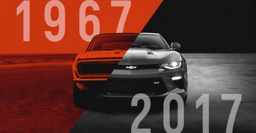 The History of the Chevy Camaro