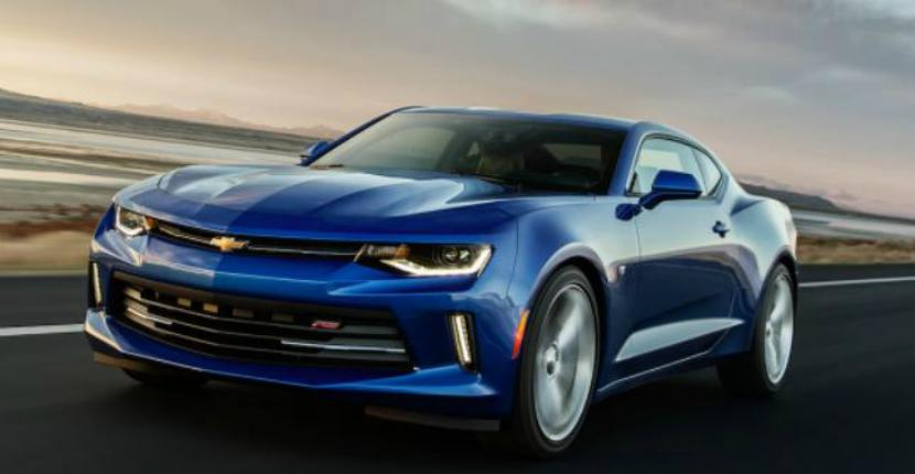 No Seven-Speed Manual for the 2019 Camaro