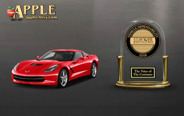 Chevy wins J.D. Power Dependability Award