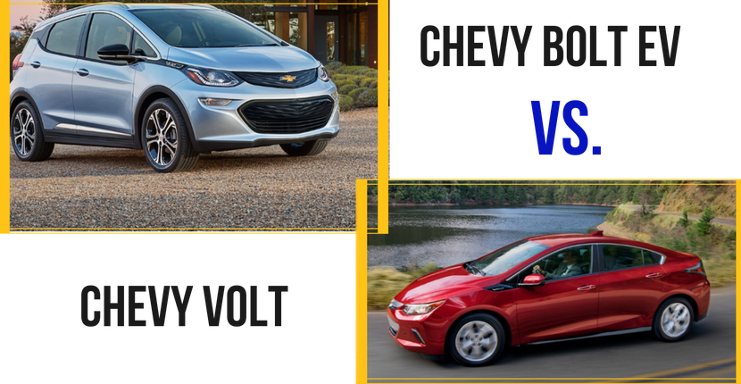 Electric Explained: The Difference Between the Chevy Bolt and Volt