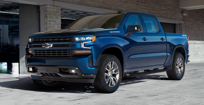 Chevy Silverado RST in the Works?