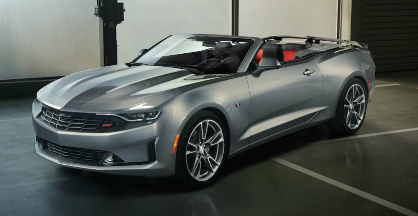 2019 Chevy Camaro's New Look