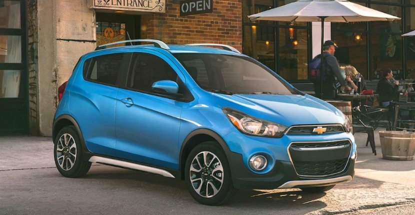2013-2017 Chevy Spark Makes a Comeback