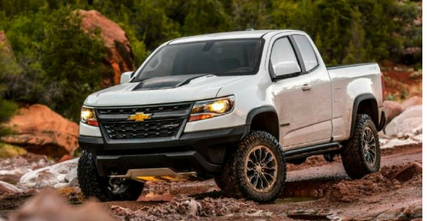 Chevy Colorado ZR2, Chevrolet Trucks