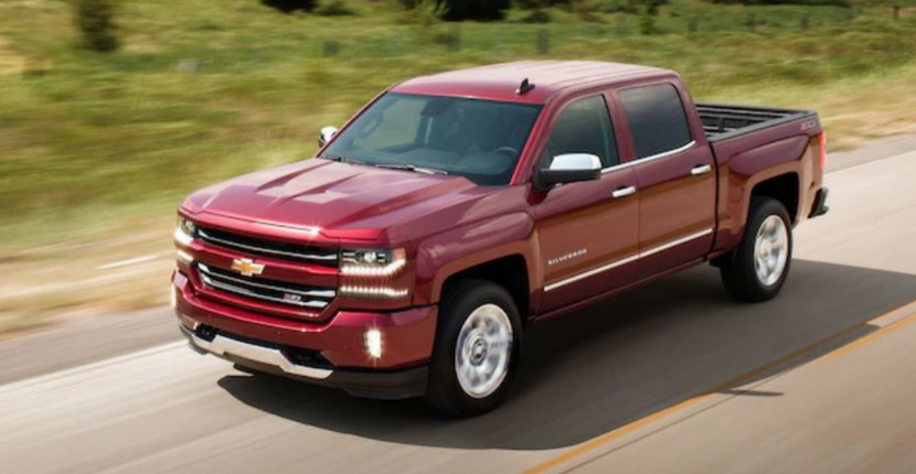 Chevrolet Silverado 1500 Has A Great 2018 Model