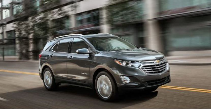 2019 Chevy Equinox Gets New Colors, New Tech, and More