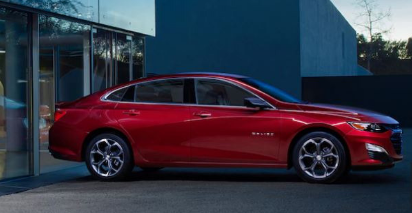 2019 Chevy Malibu RS First Drive: Flashy Looks for Cheap