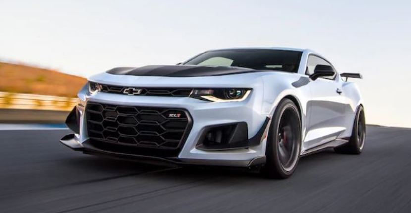 "Chevrolet Teased 2019 Camaro With Updated Bumblebee From ""Transformers"""