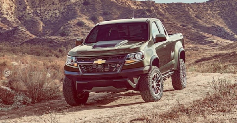 2018 Chevy Colorado Essentials: Comfortable Convenience
