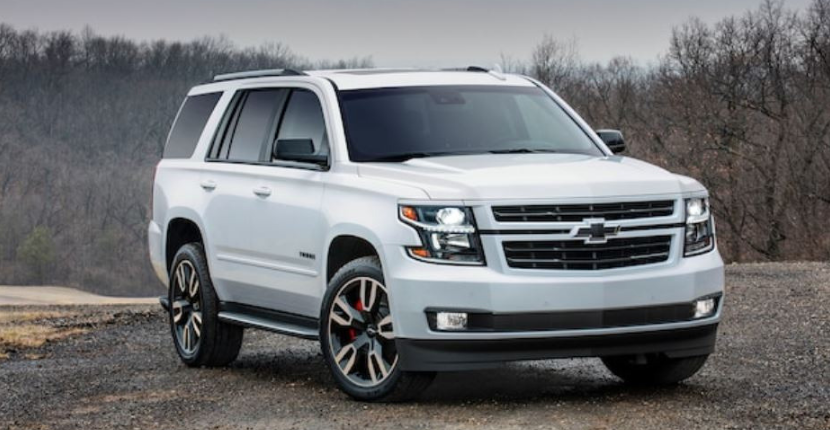 2019 Chevy Tahoe Trims and Specs