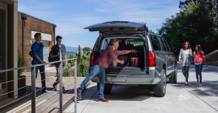 Top 5 Ways to Utilize the Chevy Suburban's Road Trip Friendly Features