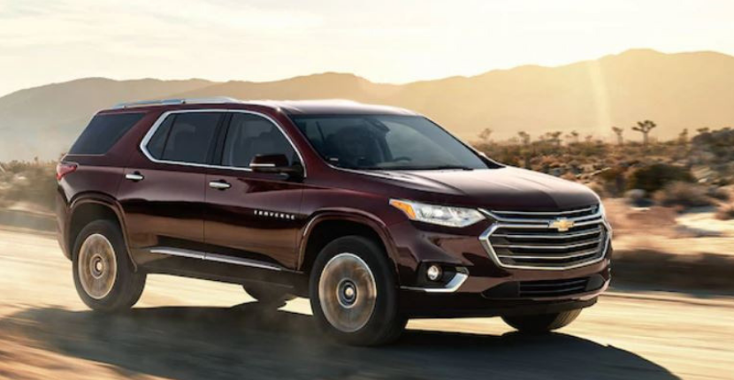 The Chevy Traverse: Best Family Vehicle to Buy