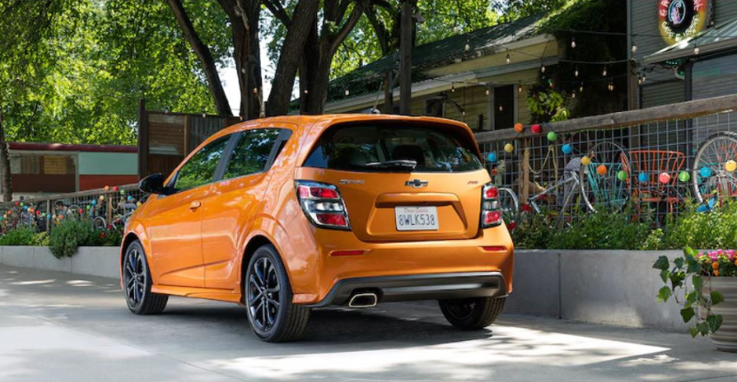 2019 Chevy Sonic Model Overview, Pricing, Tech and Specs