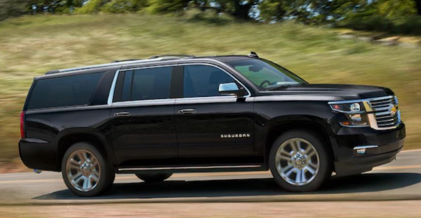 2019 Chevy Suburban Apple Chevy Blog
