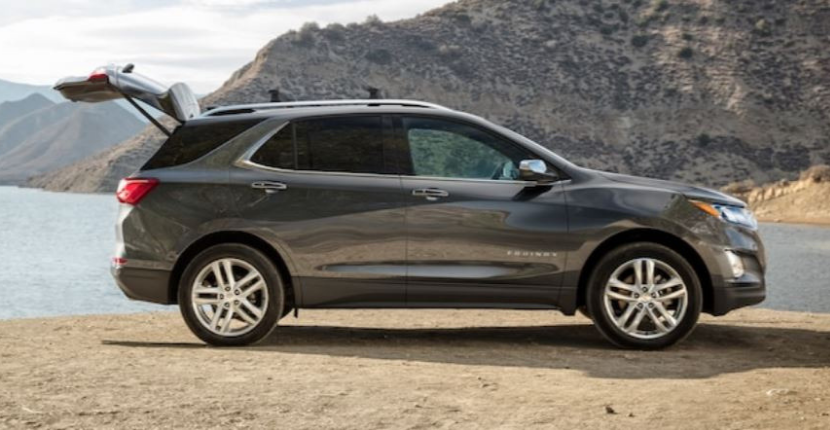 Chevrolet Equinox Wins J.D Power's Most Dependable Model for Compact SUV
