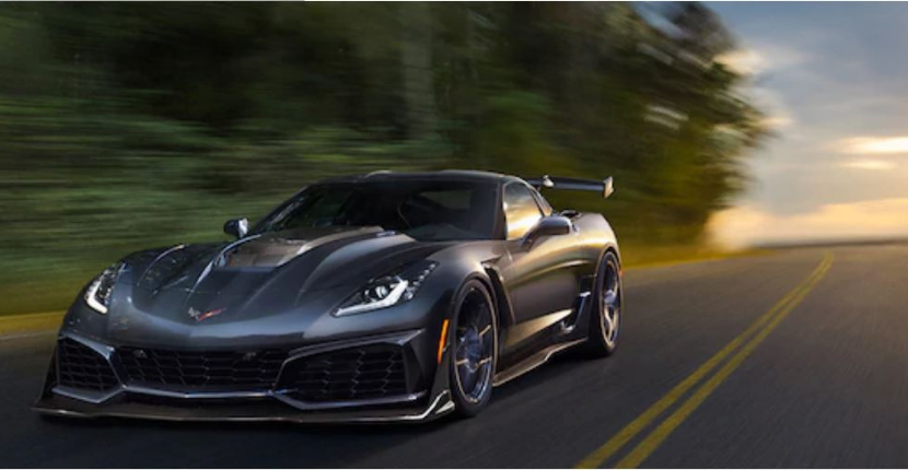2019 Chevy Corvette ZR1 Essentials