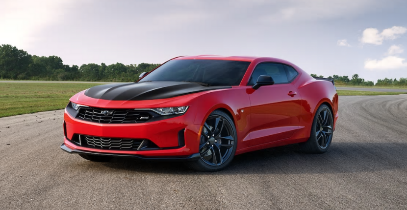 New Look and More for the Chevy Camaro
