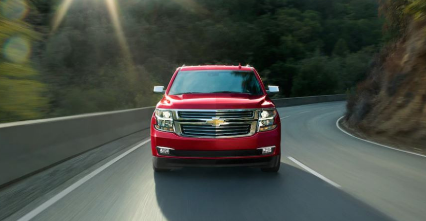 What's New for the 2020 Chevy Tahoe