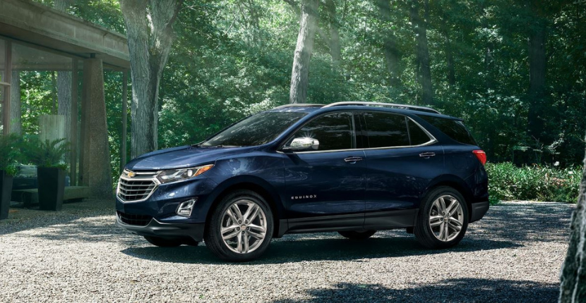 2019 Chevy Equinox: Crossover with a Huge Personality