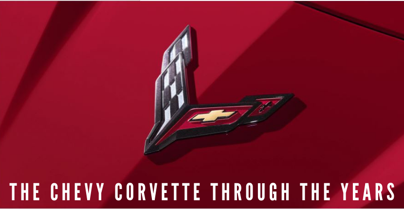 Chevy Corvette History From 1953-Today