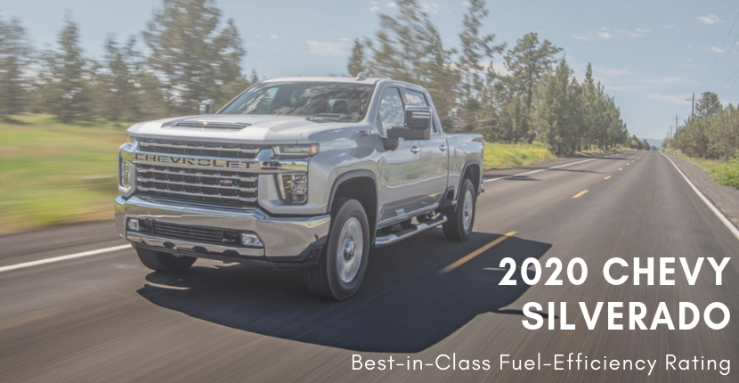 Chevy Silverado Tops Diesel Fuel Economy