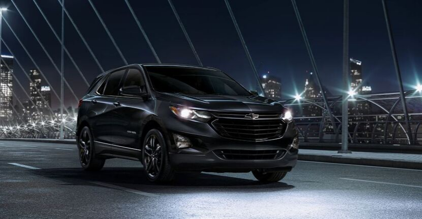 All About the 2020 Chevy Equinox Midnight Edition