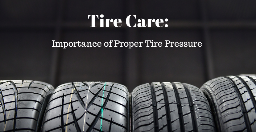 Importance of Maintaining Proper Tire Pressure