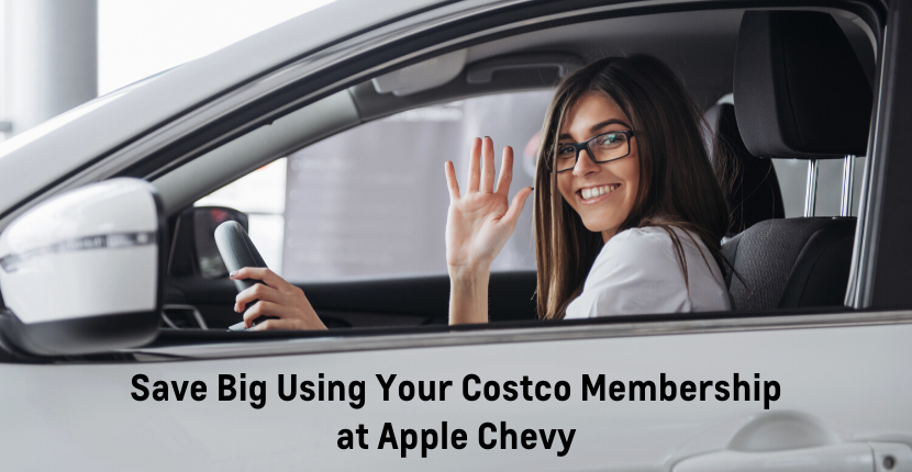 Save Big Using Your Costco Membership at Apple Chevy