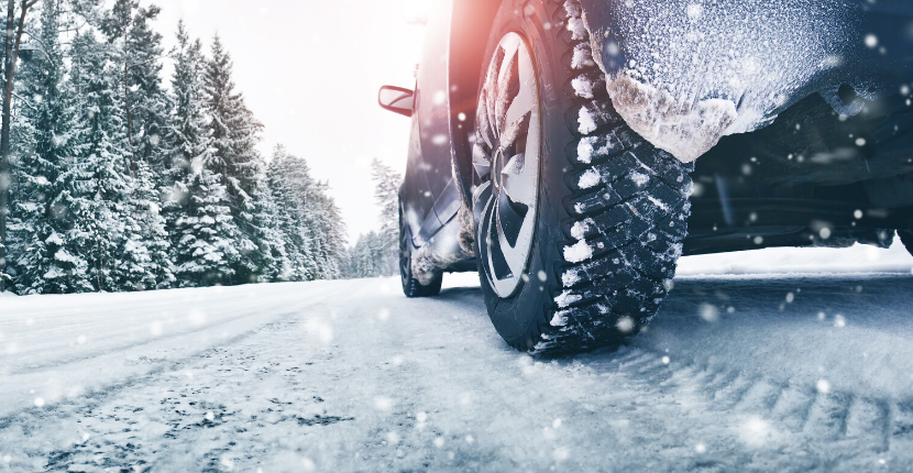 Apple Chevy's Guide to Driving Safely in Snow