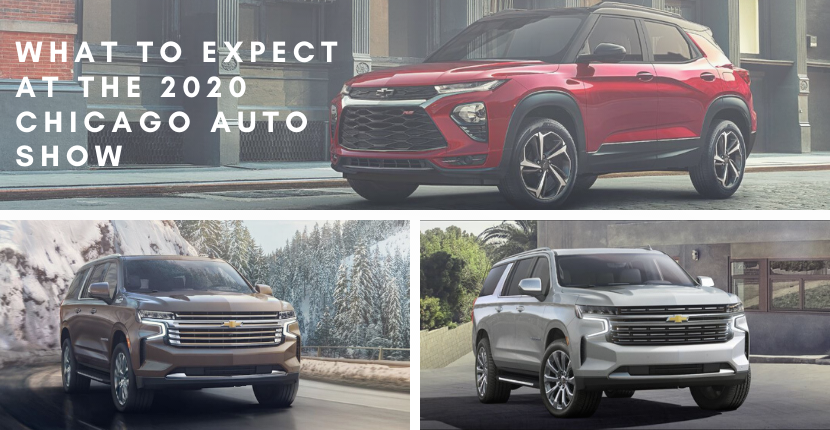 View CHevy at the 2020 Chicago Auto Show