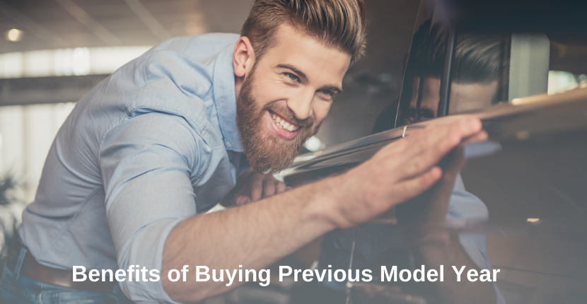 Benefits of Buying Previous Model Year