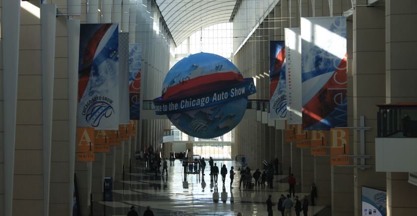 How to make the most of your 2020 Chicago Auto Show Visit