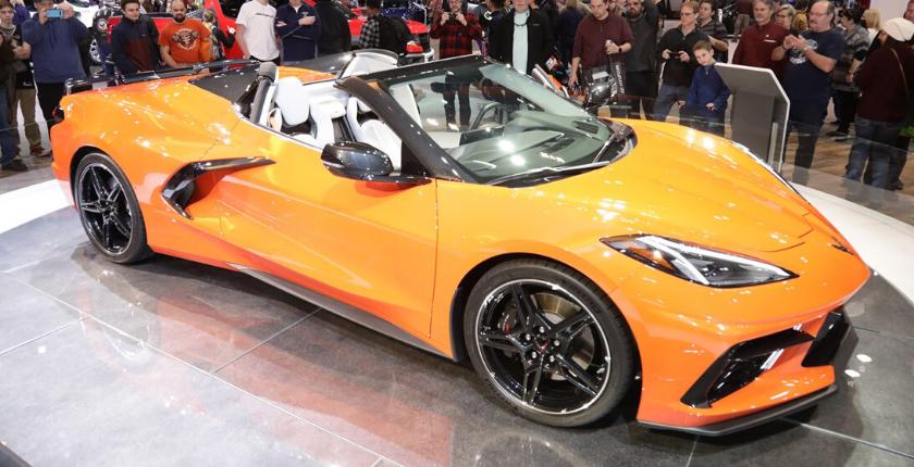 2020 Corvette stuns CAS2020