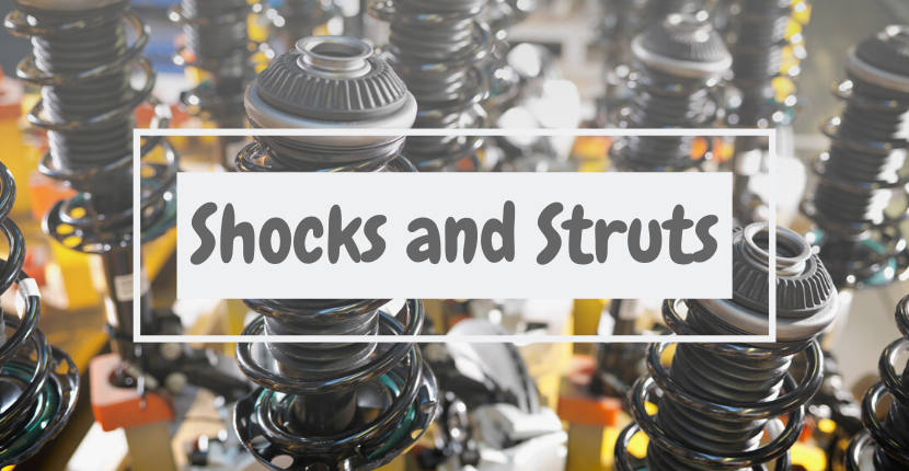 Shocks and Struts: What's the Difference?