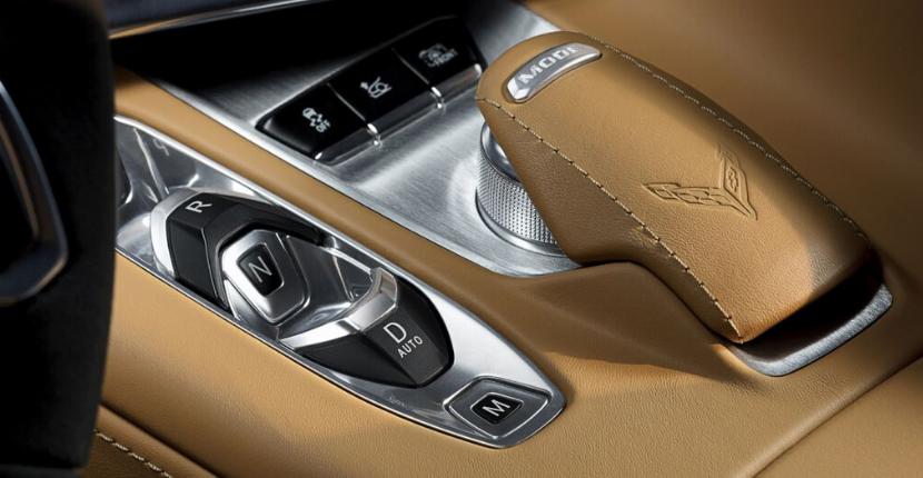 Chevy Corvette Interior