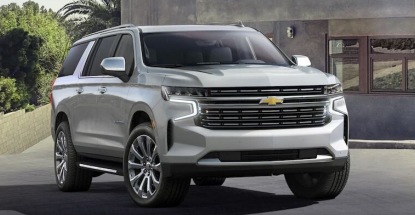 2021 Chevrolet Suburban First Review