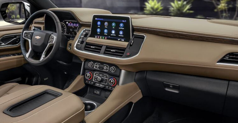 The 2021 Chevy Suburban is bigger and better than ever!