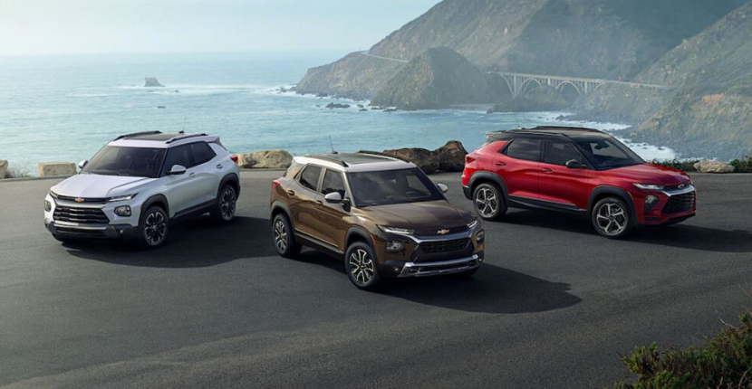 2021 Chevrolet Trailblazer: Model and Trim Level Breakdown