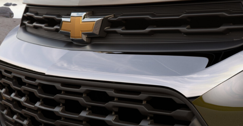 2021 Chevy Trailblazer Front trim