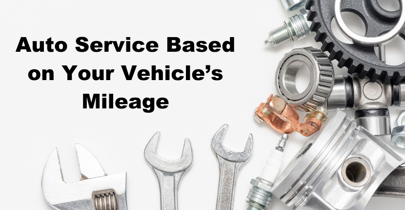Car Maintenance Based on Your Vehicle's Mileage