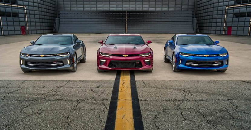 Check Out Some of the Rarest Chevy Camaros