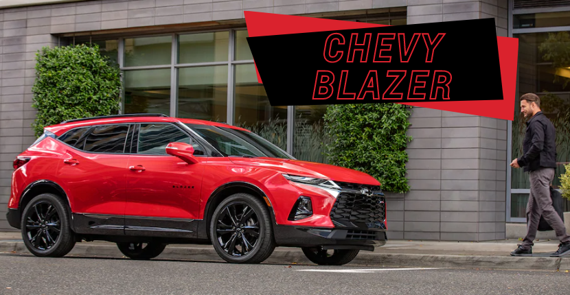 Hurry and Buy a Chevy Blazer Before They Are Gone!