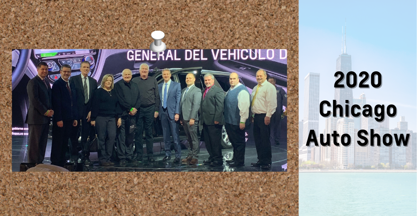 Apple Chevrolet Chicago Auto Show 2020
