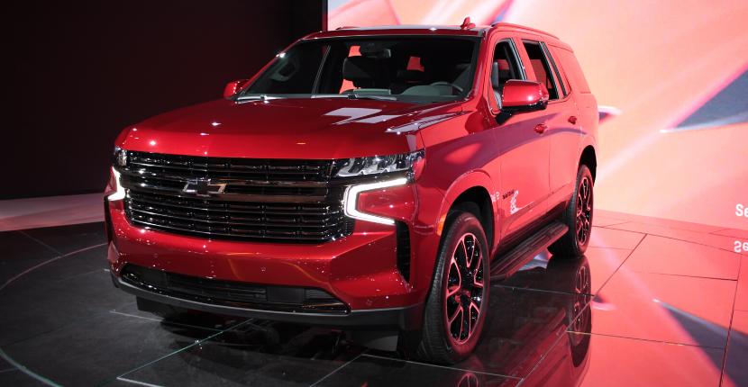 2020 Chicago Auto Show Chevy